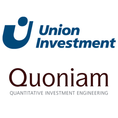 Union Investment mit Tochterunternehmen Quoniam